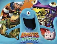 Monstres contre Aliens : Hurlements au bout du fil