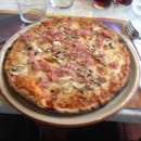 Plat : Les Terrasses  - Pizza Reine -