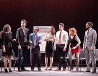 La troupe à Palmade : L'Entreprise