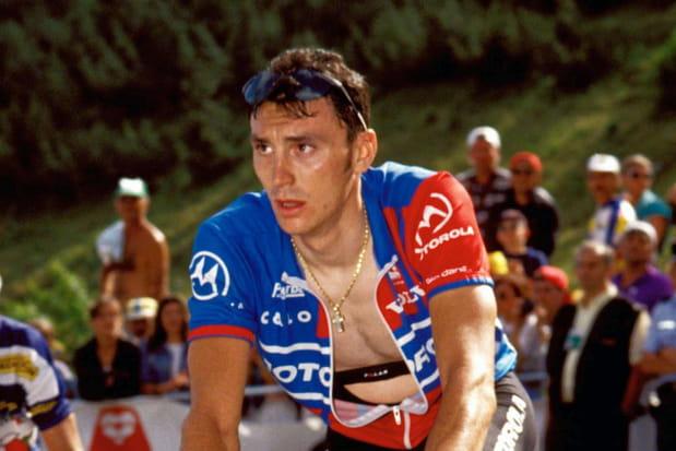Fabio Casartelli, mort dans la descente du Portet d'Aspet