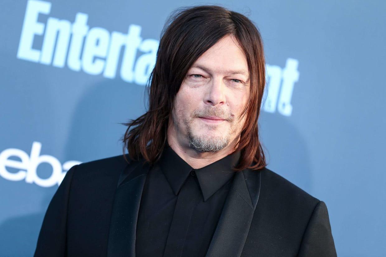 Walking Dead Dans De Norman L'évolution Daryl The Reedus Sur Revient W9IYED2H