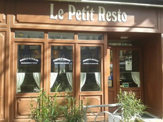 Le Petit Resto  - Le Petit Resto 2015 -