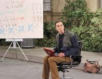 The Big Bang Theory : L'escalade de la place de parking