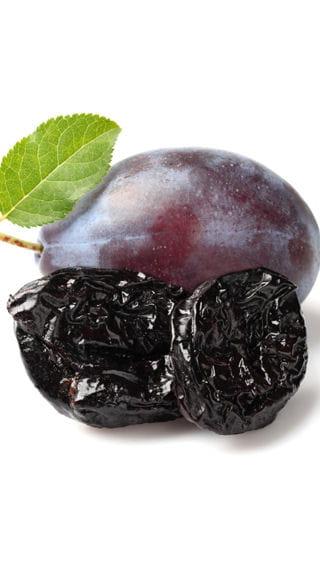 les prunes sont elle bonnes pour le regime