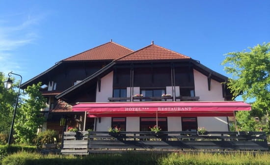 "Restaurant : Restaurant ""L'Auberge d'Argonay"""