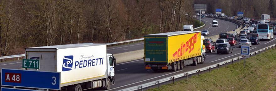 Week-end de Pâques: Bison Futé annonce un trafic chargé sur les routes