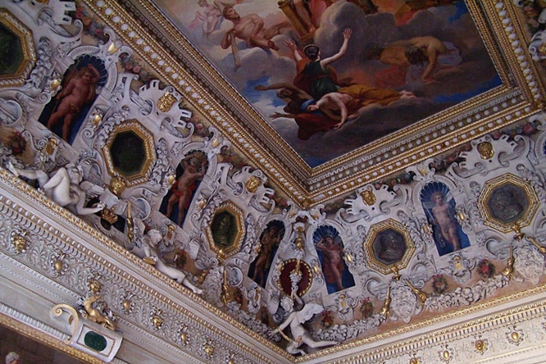 Château de Fontainebleau, l'Escalier du roi
