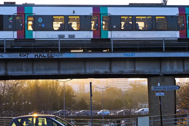 RER B: trafic et travaux en cours