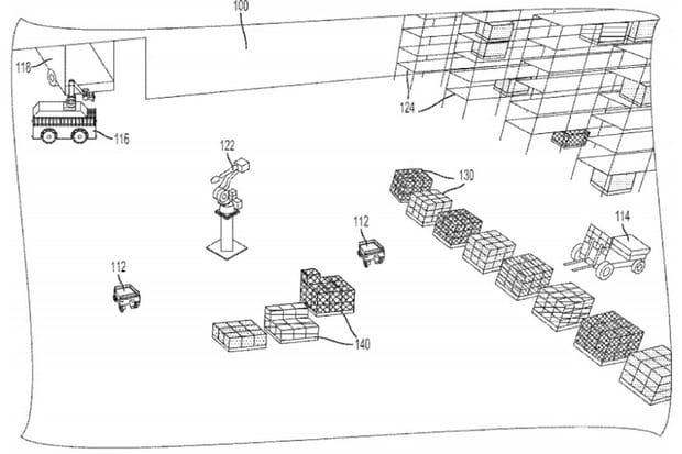 Des robots logisticiens de choc