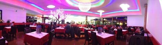 Restaurant : Les Jardins de Chine