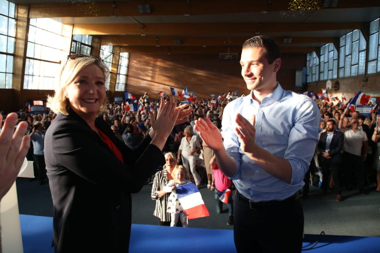 Résultat RN aux européennes: 24% de voix pour le parti de Marine Le Pen