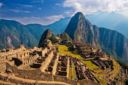 La cité perdue des Incas