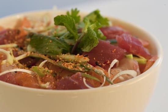 Sushiman  - chirachi tartare -   © sushiman