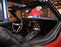 Occasions à saisir : Chevrolet Corvette 1968
