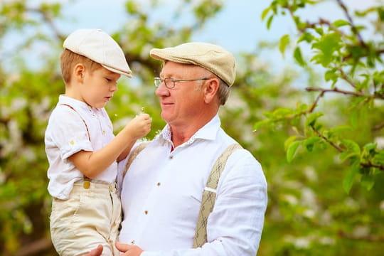 Le droit de visite des grands-parents:lettre-type aux parents