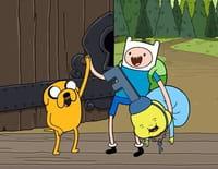 Adventure Time : Cinq histoires et une énigme