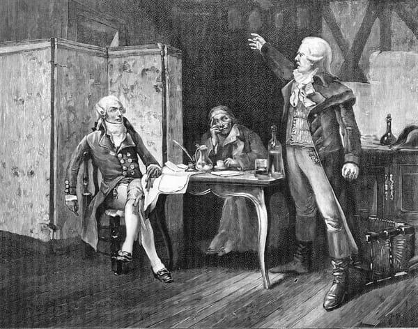 Robespierre terreur