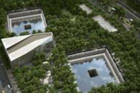 Le mémorial du 11 septembre au World Trade Center