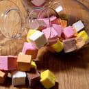 Salon de Gourmandises Intuitions By J.  - Cubes de guimauves -