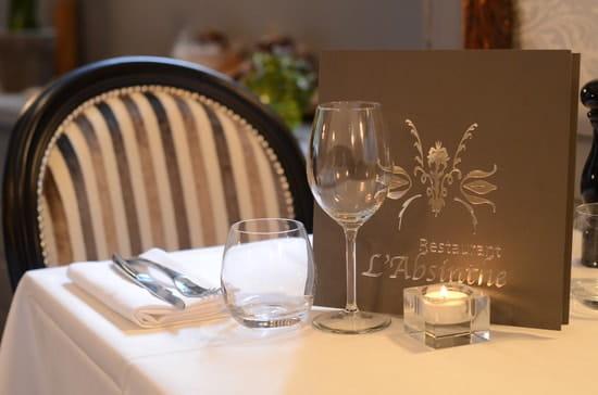 Restaurant l'Absinthe