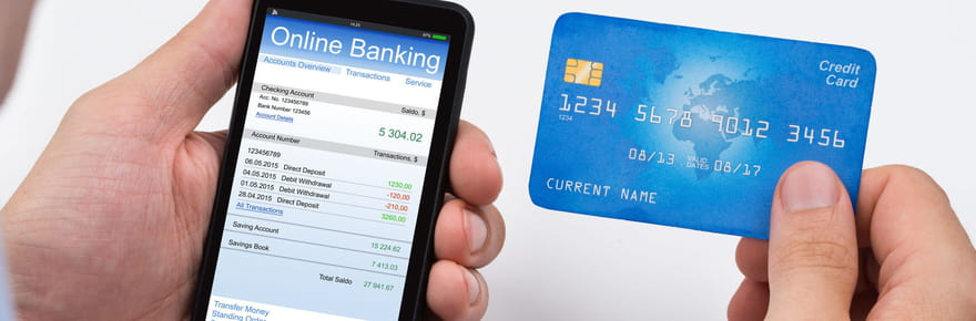 Les banques en ligne les moins chères