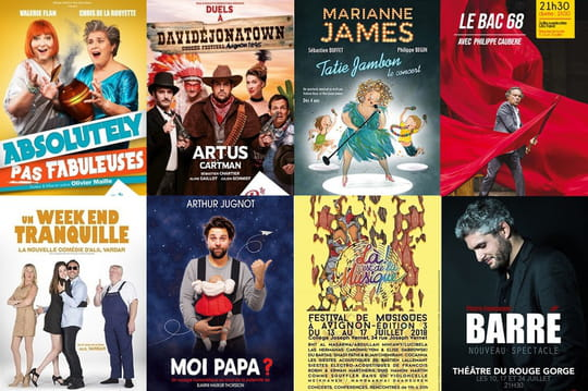 Festival d'Avignon: 15pièces à ne pas manquer du programme du OFF