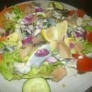 La Chicoree  - salade aux 2 harengs -