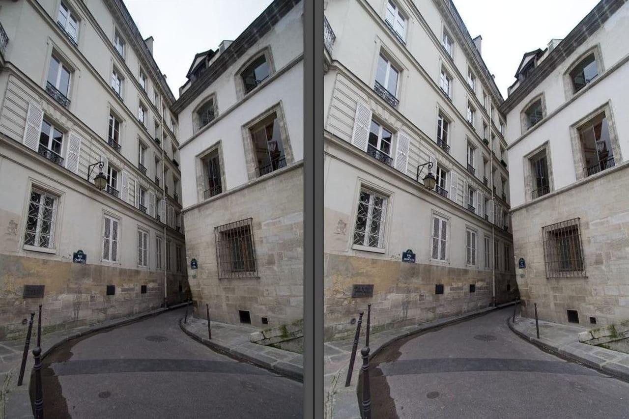 Comment corriger la perspective dun bâtiment?