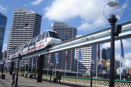 Les métros en images : Sydney