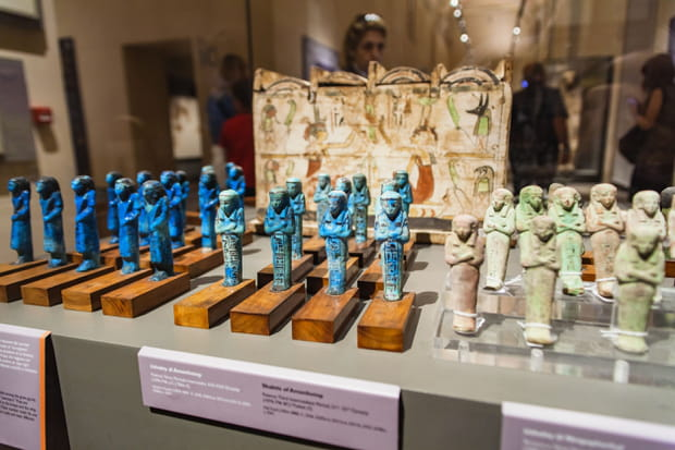 Le musée égyptologique de Turin