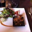 Restaurant : L'Onde Verte  - Sucette de magret de canard -
