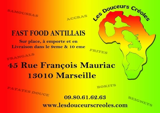 Les Douceurs Creoles