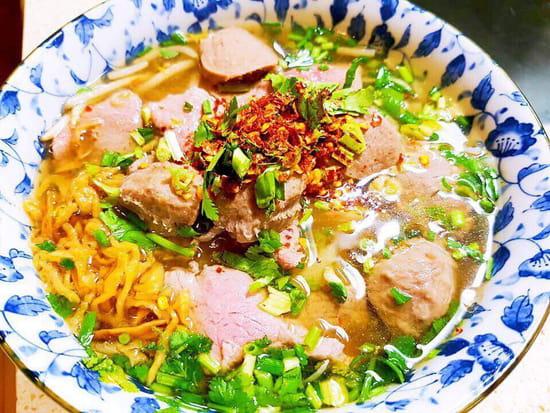Plat : Tchin Tchin  - PHO SOUPE VIETNAMIEN -