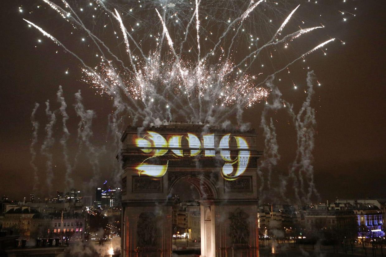 Bonne Année 2019 Cartes De Voeux Sms Textes Humour Tout Pour