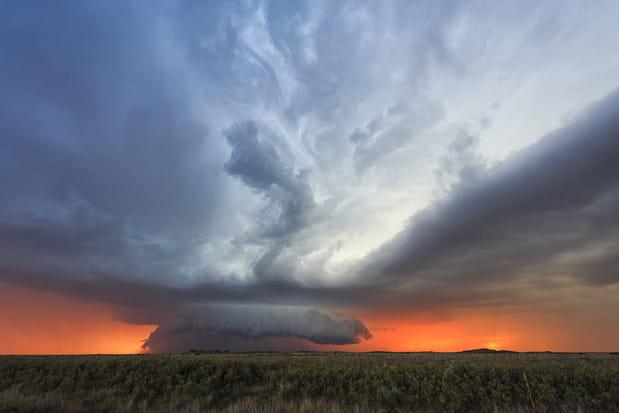 Des tornades qui peuvent être massives