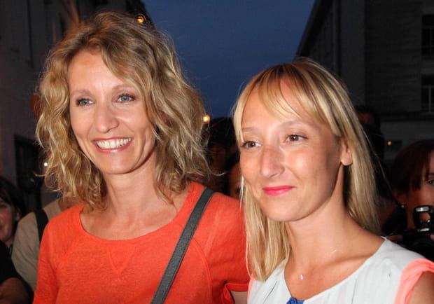Alexandra Lamy est la soeur d'Audrey Lamy