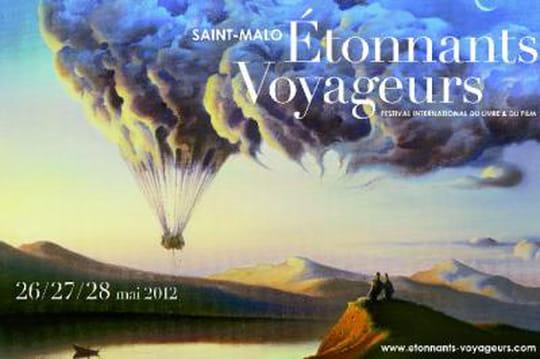 Les Etonnants Voyageurs font escale à Saint-Malo