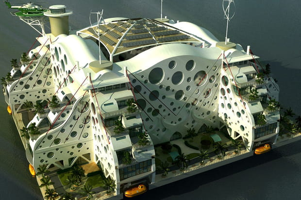 Seastanding institute : un pavillon à déterminer