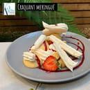 Dessert : K5 by Paul  - Craquant meringué -   © 09
