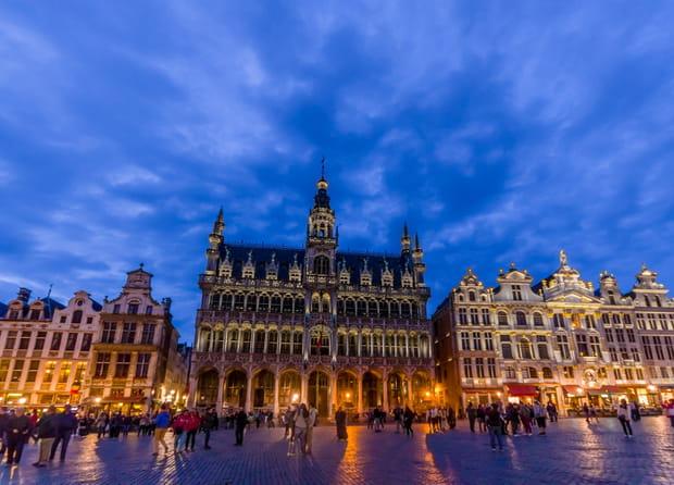 Les 35plus beaux sites de Belgique