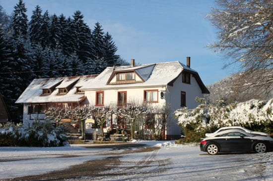 Auberge des Deux Châteaux  - Restaurant Aux Deux Chateaux Windstein -
