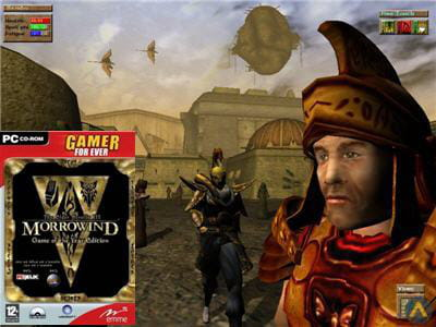 The Elder Scrolls III : Morrowind - (Bloodmoon et Tribunal