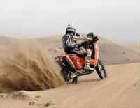 Dakar 2011, le bivouac