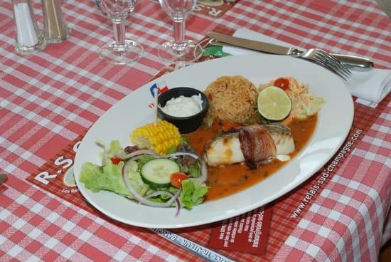 Le Texas Grill (Hôtel Le Grand Val**)  - Dos de Cabillaud -   © Directeur