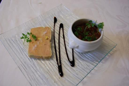 Aux Blés d'Or  - Foie gras de Canard au porto -   © Auxblesdor