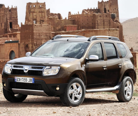 test dacia duster les raisons du succ s. Black Bedroom Furniture Sets. Home Design Ideas