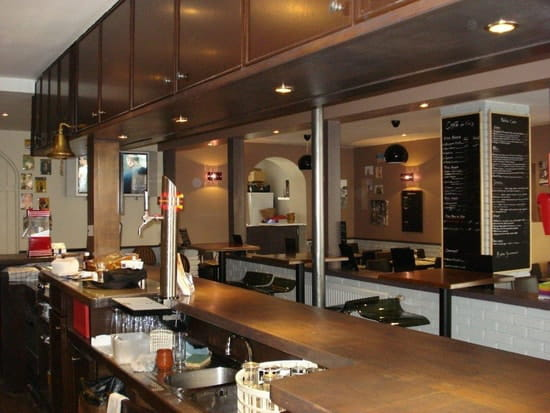 Le Bistrot Gourmand  - Le bar -   © Le Bistrot Gourmand