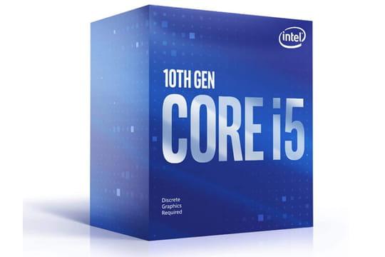Bon plan processeur: l'Intel Core i5(10e génération) en promo