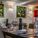 Restaurant : La Poule Noire  - mezzanine -   © FannyDamien
