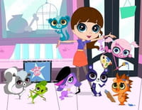 Littlest Pet Shop : Le nouveau style de Pepper